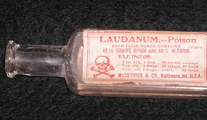Laudanum Withdrawal