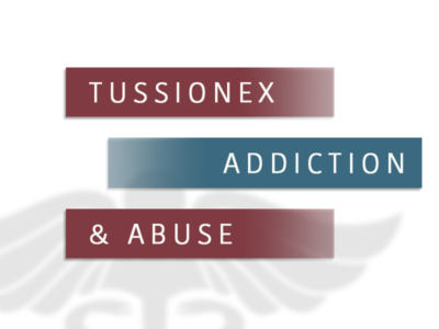 Tussionex Abuse and Addiction