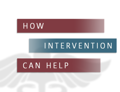 How an Intervention Can Help Someone