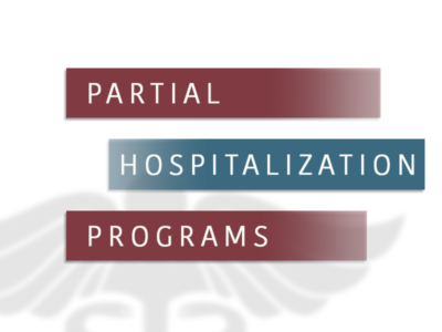 Partial Hospitalization Programs