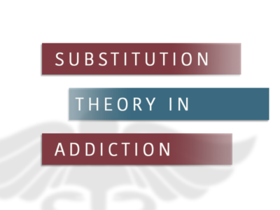 Substitution Theory In Addiction