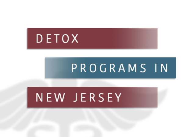 Detox Programs In New Jersey