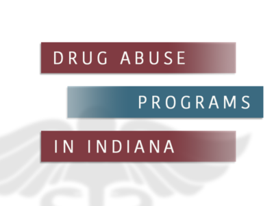 Drug Abuse Programs In Indiana