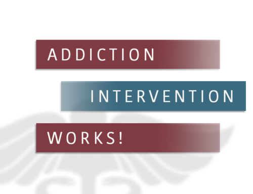 Addiction Intervention Makes a Difference