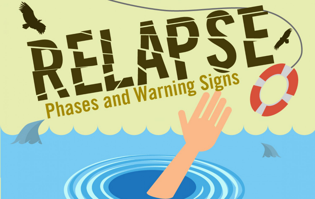 relapse prevention warning signs