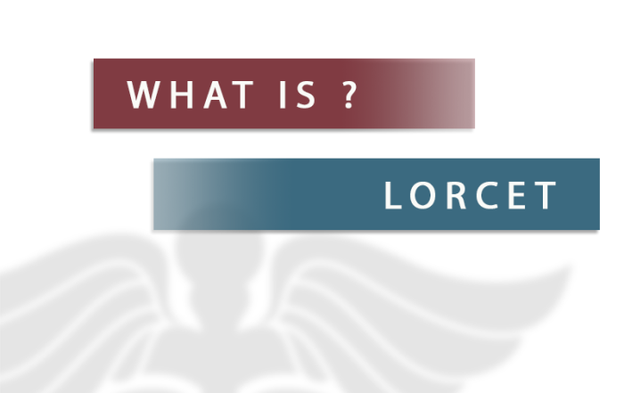 what is lorcet