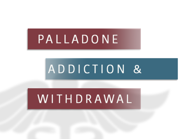 Palladone Addiction and Abuse