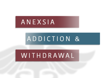 Anexsia Addiction and Withdrawal